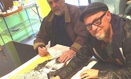 """Episode #10: Bobcat Goldthwait and Barry Crimmins, """"Call Me Lucky"""""""
