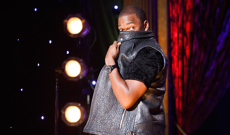 """Review: Jay Pharoah, """"Can I Be Me?"""" on Showtime"""