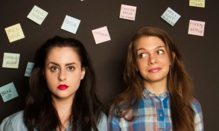 "Corinne Fisher and Katie Hannigan stick ""Ladies Night Comedy"" to the Fringes in ""The Comedienne Project"""