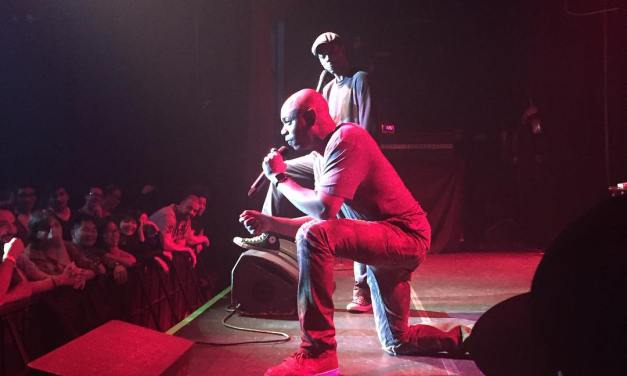 That Chris Rock Dave Chappelle comedy duet magic happened again, this time at Gramercy Theatre
