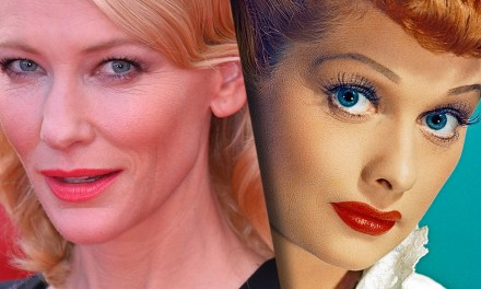 Cate Blanchett to star as Lucille Ball in authorized biopic