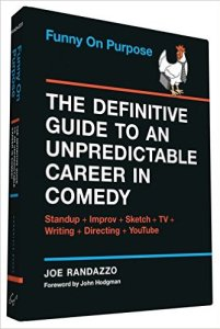 joe_randazzo_book_comedy_definitive_guide_how_to