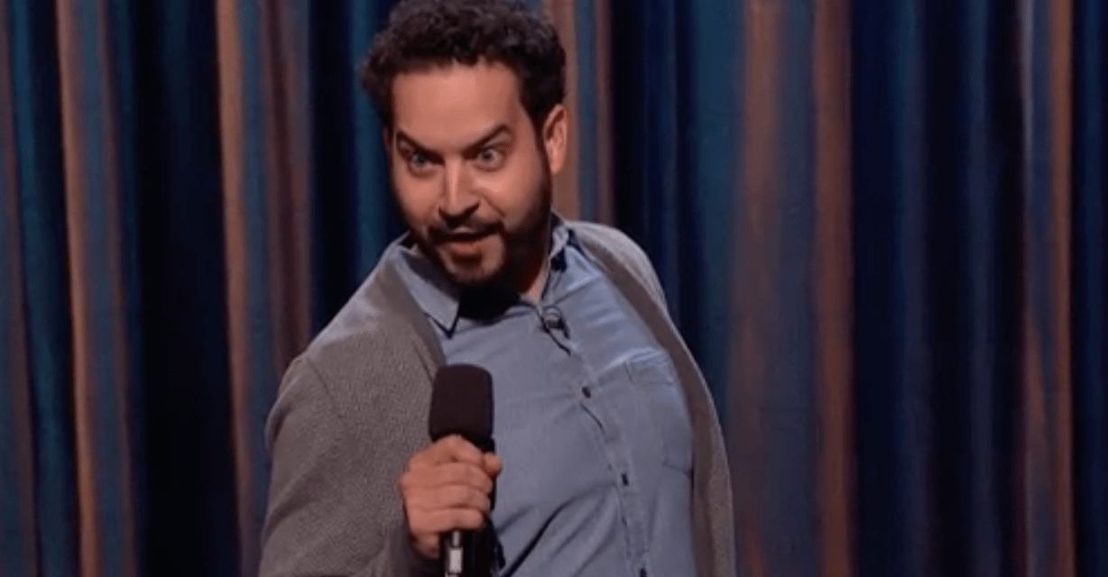 Ahmed Bharoocha's Conan debut