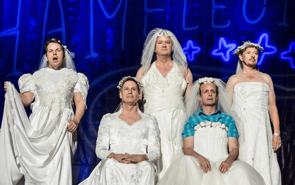 Five minutes with The Kids in the Hall at Festival Supreme 2015