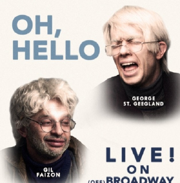 """Oh, Hello"" Nick Kroll and John Mulaney take their duo off-Broadway"