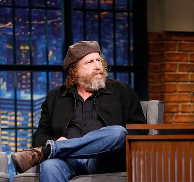 """What does a co-producer do on """"Louie""""? Steven Wright explains his role on the FX series"""