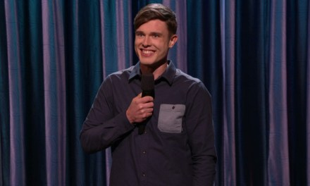 Ed Gamble on Conan