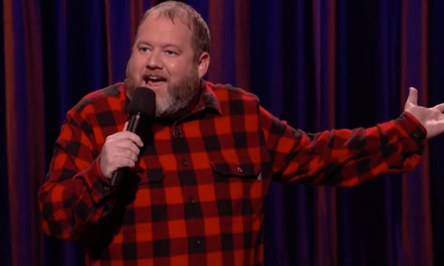Sean Donnelly on Conan