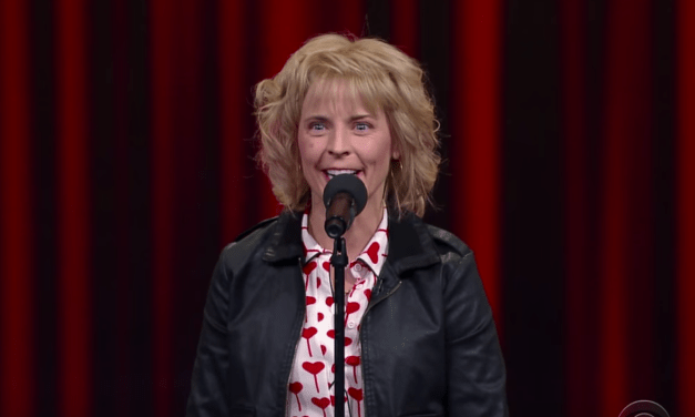 Maria Bamford on The Late Show with Stephen Colbert