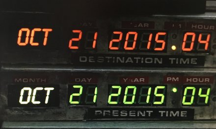 Back to the Future: A look back at my most popular comedy posts of 2015