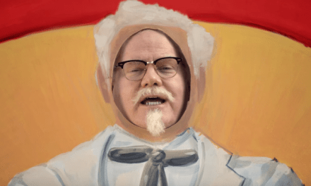 Here's Jim Gaffigan as the new Colonel Sanders for Kentucky Fried Chicken