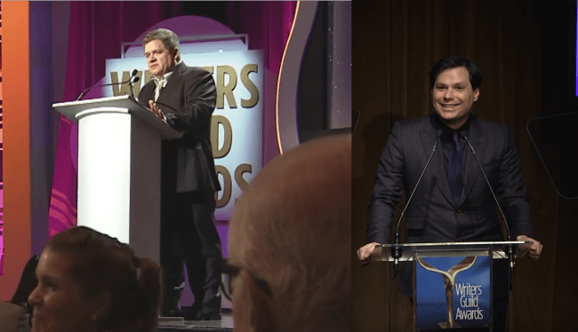 Highlights from the 2016 Writers Guild Awards