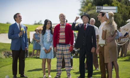 The Adult Swim Golf Classic featuring Jon Daly and Adam Scott will air during the 2016 Masters