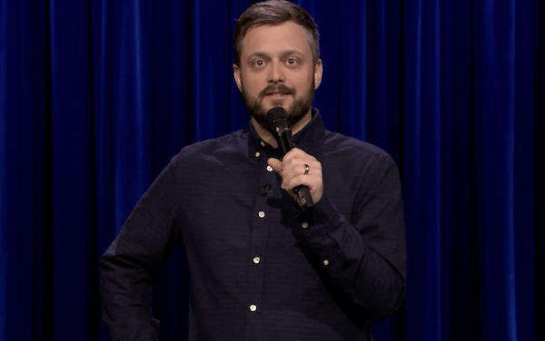 Nate Bargatze's fourth appearance on The Tonight Show Starring Jimmy Fallon
