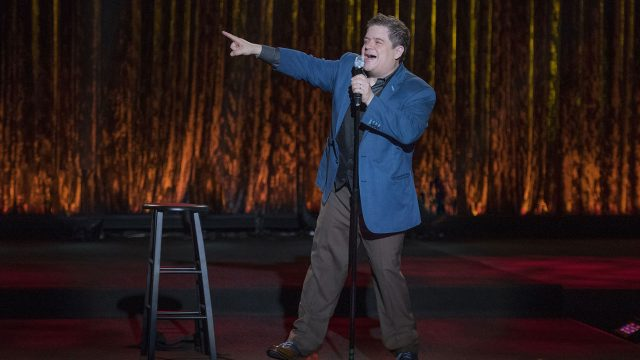 "Review: Patton Oswalt, ""Talking For Clapping"" (Netflix)"