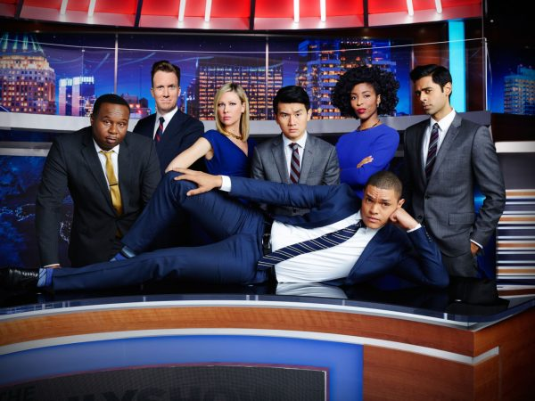 The Daily Show with Trevor Noah will attend the 2016 Republican and Democratic national conventions