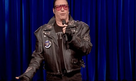 Andrew Dice Clay on The Tonight Show Starring Jimmy Fallon