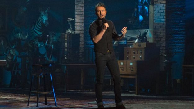"Review: Chris Hardwick, ""Funcomfortable"" (Comedy Central)"