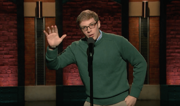 Joe Pera Talks You to Sleep, on Adult Swim | The Comic's Comic