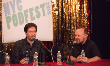 Episode #92: Dan McCoy (live from NYCPodFest 2016)