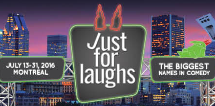 Cast of Veep, Brian Regan, Lewis Black, a gala for The CW and more at Montreal's Just For Laughs 2016