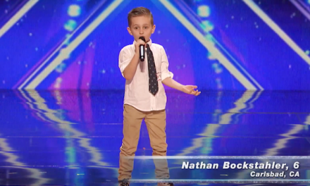 Nathan Bockstahler, 6-year-old comedian auditions for America's Got Talent 2016