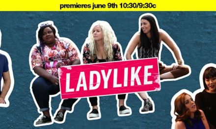 "First look at MTV's ""Ladylike"" prank show, coming June 2016"
