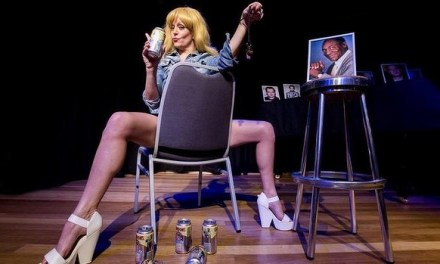 "Adrienne Truscott's ""Asking For It"" still, after all these years"
