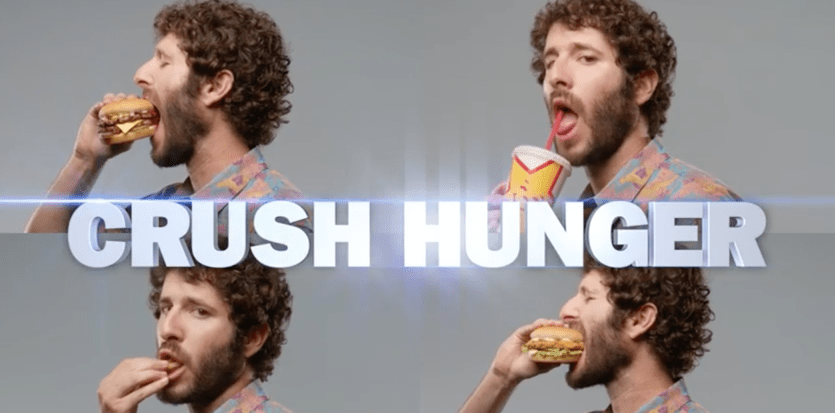 Carl's Jr. and Hardee's turn to Lil Dicky for new TV ad campaign