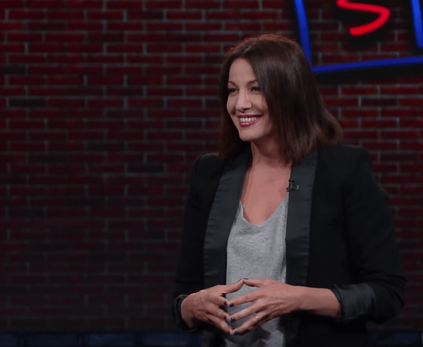 Bonnie McFarlane on The Late Show with Stephen Colbert