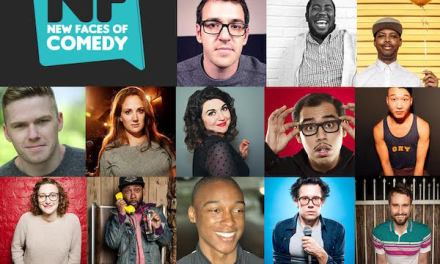 First impressions of 2016's New Faces of Comedy at Just For Laughs Montreal
