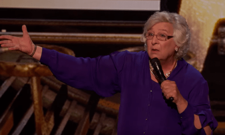 Julia Scotti's quarterfinals performance live on America's Got Talent 2016