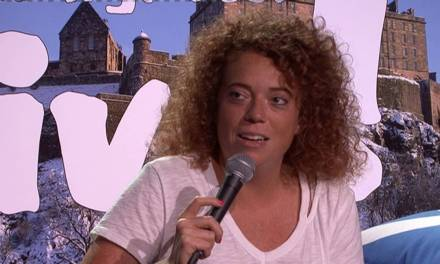 "Michelle Wolf's ""So Brave"" lone American show nominated for 2016 Edinburgh Fringe ""Edinburgh Comedy Awards"""