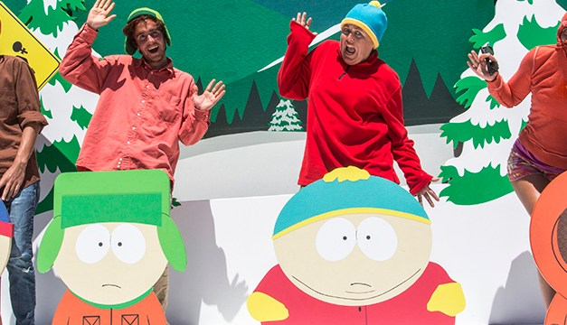 South Park 20 Experience opens at Paley Center in Beverly Hills