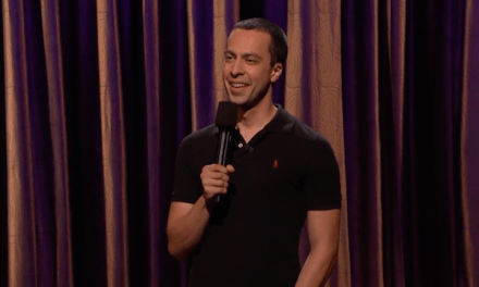 Brent Sullivan on Conan