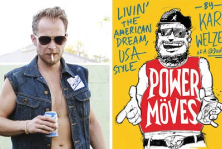 """Behold the aborted animated TV pilot for """"Power Moves"""" starring Karl Welzein (@DadBoner)"""