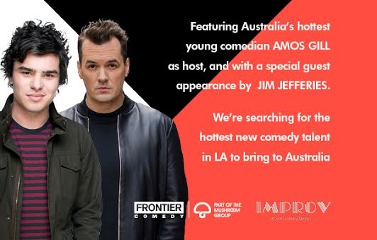 Frontier Comedy hosts Hollywood showcase to find talent to tour Down Under in Australia, New Zealand