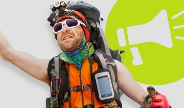 Jon Glaser loves a goofy idea gone awry on Jon Glaser Loves Gear on truTV
