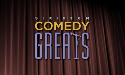 "SiriusXM Comedy Greats will ""F* Politics"" for the week starting Oct. 17, 2016"