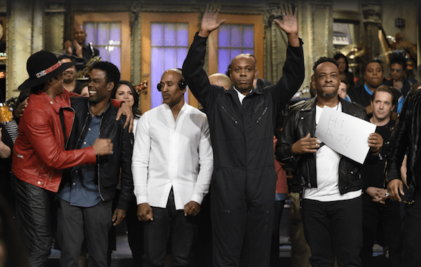 davechappelle_chrisrock_tribecalledquest_snl