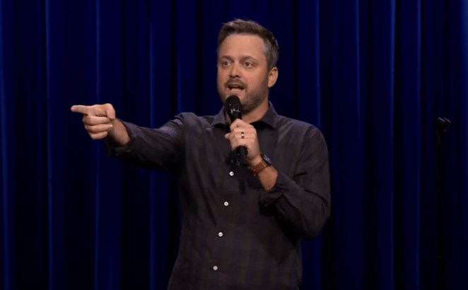 Nate Bargatze's fifth performance on The Tonight Show Starring Jimmy Fallon