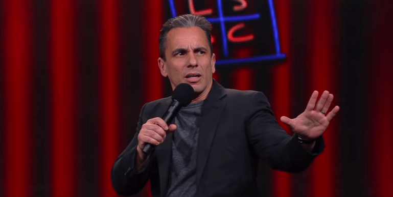 Sebastian Maniscalco on The Late Show with Stephen Colbert