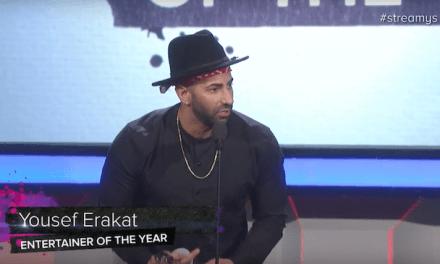 Episode #124: Yousef Erakat (AKA fouseyTUBE)
