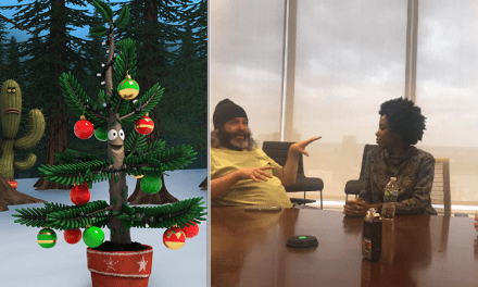 "Bobby Moynihan, Sasheer Zamata and Judah Friedlander talk Christmas animated specials and their own new one for Nickelodeon, ""Albert"""