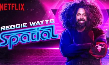 "Review: Reggie Watts, ""Spatial,"" on Netflix"