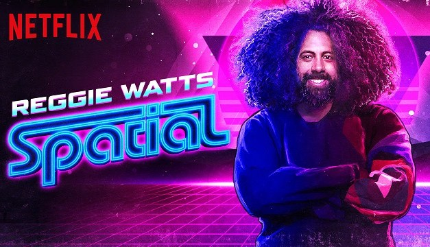 "Review: Reggie Watts, ""Spatial,"" on Netflix"