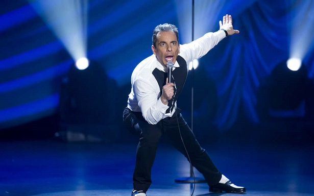 "Review: Sebastian Maniscalco, ""Why Would You Do That?"" on Showtime"