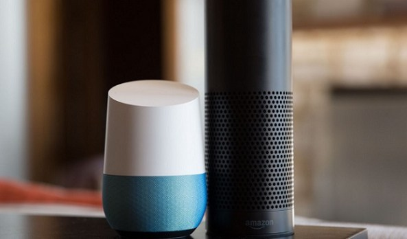 The comedians and comedy behind chatbots such as Amazon's Alexa Echo and Google Home Assistant