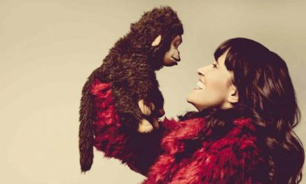 "Nina Conti is ready to get ""In Your Face"" for her New York debut at Barrow Street Theatre"