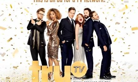 "truTV rebrands, new tagline for 2017: ""Funny Because It's tru"""